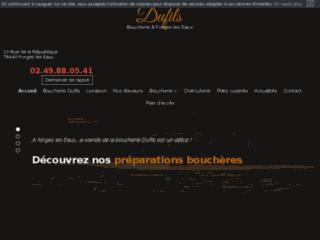 Boucherie-charcuterie à Forges-les-Eaux - Boucherie Dufils