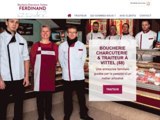 Boucherie-Charcuterie-Traiteur Ferdinand à Vittel