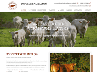 Boucherie Cédric Guillemin