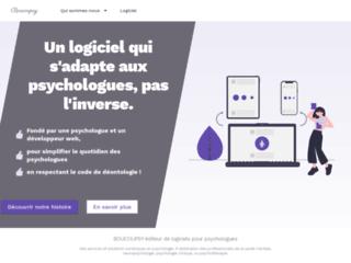 Détails : Boucoupsy, votre application web pour psychologue