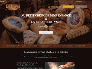 Artisan boulanger à Cherbourg-en-Cotentin