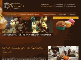 Votre artisan boulanger à Dezieu et Château-Salins en Moselle