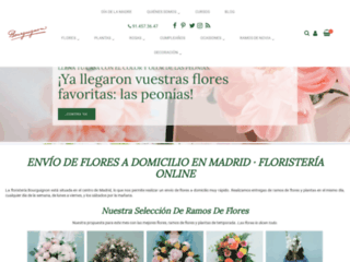 Detalles : Floristería Bourguignon