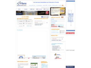 Bourse immobiliere