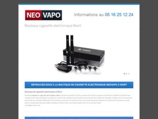 Détails : Neovapo boutique de cigarette électronique à Niort