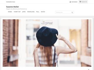 Détails : Boutique de vêtements pour femme