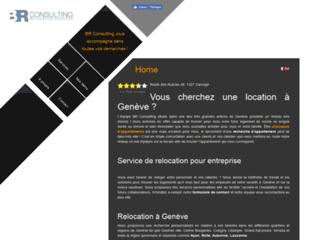 Aperçu du site br-consulting.ch