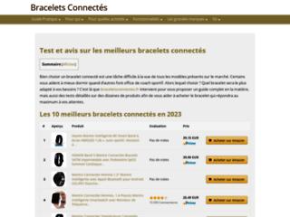 Braceletsconnectes.fr : le guide d'achat