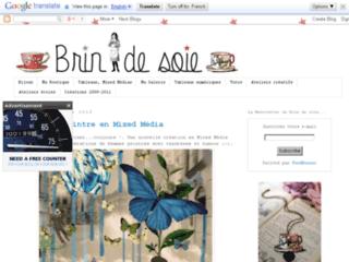 Le Blog de Brin de soie - Création textile