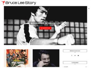 Bruce Lee Story