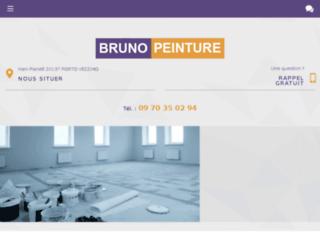 Bruno Peinture