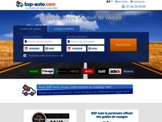 BSP AUTO  Location voiture pas cher