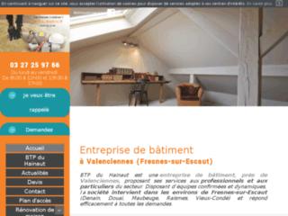 BTP du Hainaut, professionnels de la maçonnerie près de Valenciennes