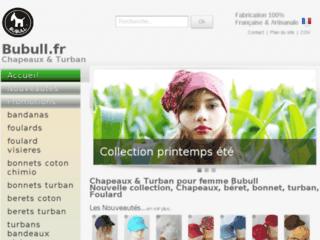 Acccessoires pour la tête: bandeaux, bérêts, chapeaux... bubull.fr
