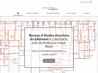 BESB - Bureau d'études R. Vonesch - étude en bâtiment à Lutterbach en Alsace