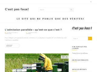 image du site http://www.c-est-pas-faux.fr/