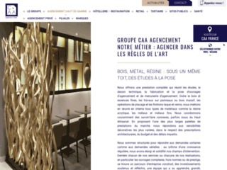 CAA Agencement - Agencement Haut de Gamme & Sur Mesure