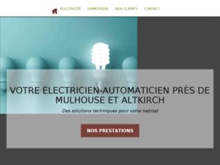Caanel - Electricien automaticien à Sausheim