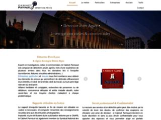 Détails : Cabinet Pannaud Détective Lyon