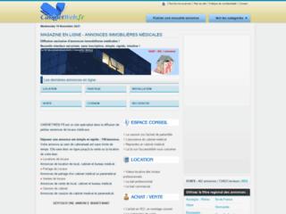 Annonces de cabinets medicaux - achat vente et location de locaux