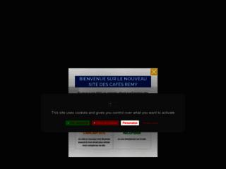 café Rémy torréfaction lente