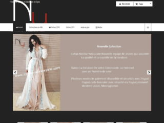Caftans marocains et takchitas haute couture