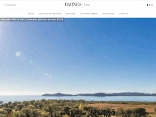 Barnes Corse