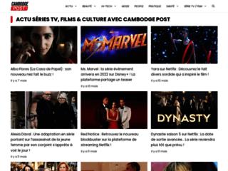 Détails : Site d'actualités pour s'informer de tout