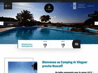 Ar Kleguer, votre camping en Bretagne
