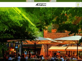 Ardèche camping de l'Arleblanc