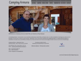 camping Armora Saint Pée sur Nivelle - Pays Basque