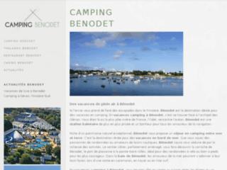 Camping à Benodet