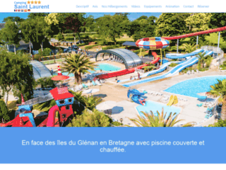 Camping club du Saint Laurent