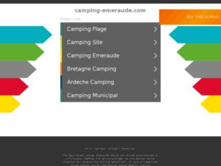 Camping Emeraude