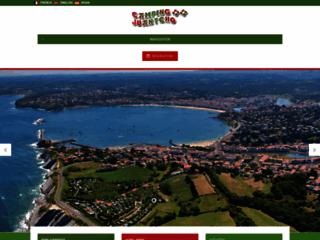 Camping Juantcho ** - Urrugne Socoa au pays basque