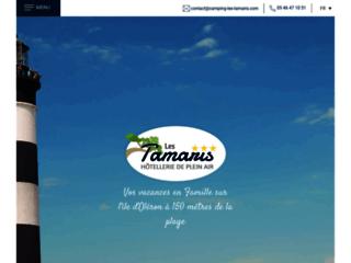 Détails : Meilleur camping à trois étoiles sur l'île d'Oléron