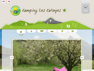 Camping les catoyes