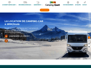 Location camping-car pas cher