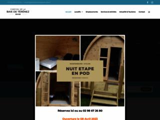 Camping Baie Térénez