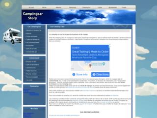 Détails : CampingCar Story
