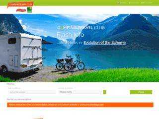 Camping Cheque, un tarif unique de 15€ par nuit dans 603 campings de qualité