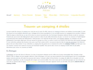 Passez des vacances inoubliables en camping