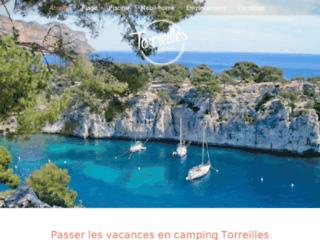 Vacances au camping Torreilles