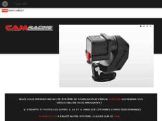 Camracing : vente caméra embarquée