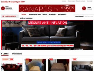 Détails : www.canape-maisondusud