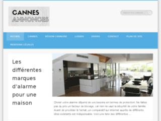 Cannes Annonces