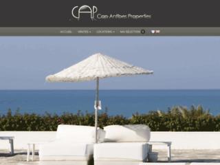 Agence Cap Antibes Properties