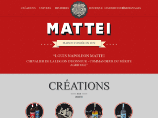 Cap Corse Mattei