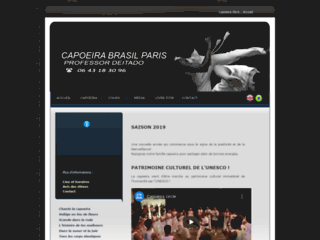 Capoeira paris