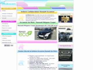 Voiture Collaborateur Renault Occasion
